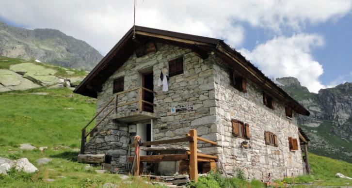 Rifugio massero for Rifugio in baita di montagna