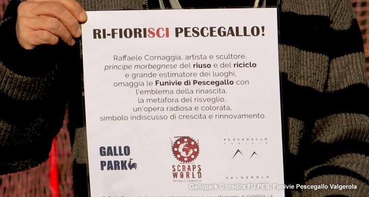 Inaugurato il Gallopark: un ponte tra il passato, il presente e un futuro sostenibile!